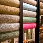 Colourful carpet